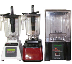 Alterna Jar fits Blendtec Blenders With EXTRA removable Blade Unit and Tamper Plunger- 80 oz