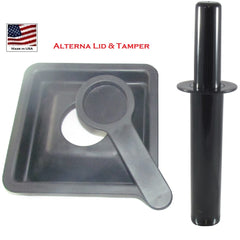 Tamper-Lid for Blendtec Jar Use and any Alterna Jar use