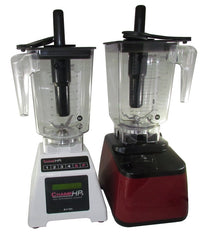 Lid-Tamper System for Blendtec Jars
