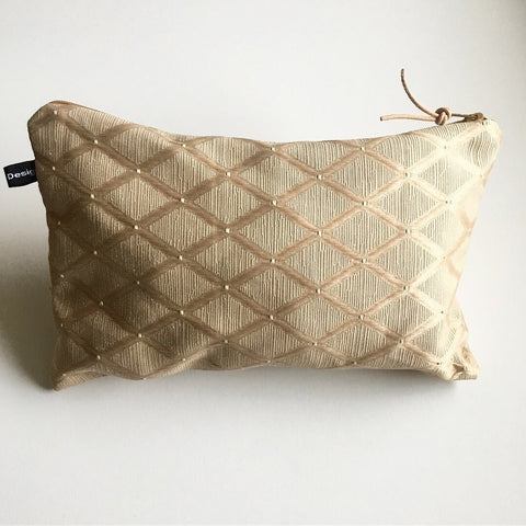 Unika clutch/makeup bag - TrikkerDesign