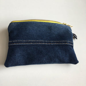 Pung i denim - TrikkerDesign