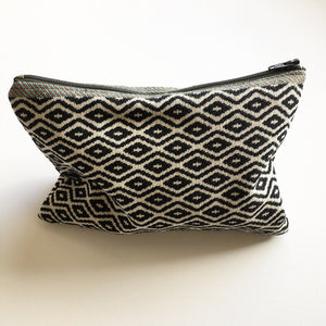 Clutch/makeup bag med digitalprint - TrikkerDesign