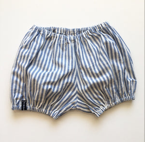 Stribede bloomers str. 6-12 mdr. - TrikkerDesign
