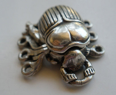 Clasmeyer Closed Scarab Clasp