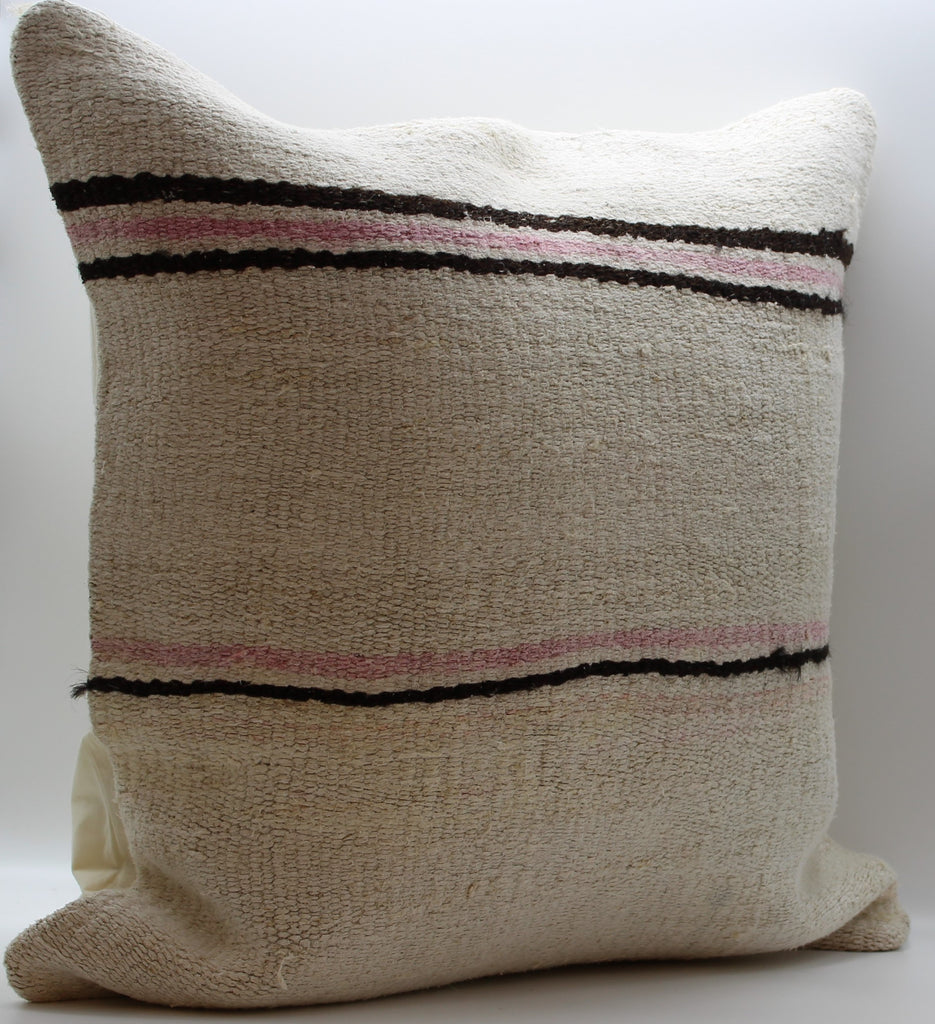 "Turkish Kilim Pillow Cover 24""X 24"" (2XL24X24)"