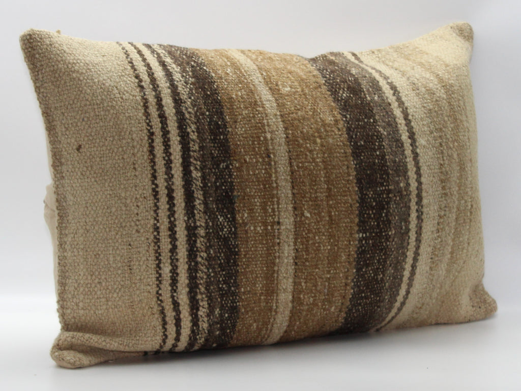 "Turkish Kilim Pillow Cover 16""X 24"" (36RL16X24)"