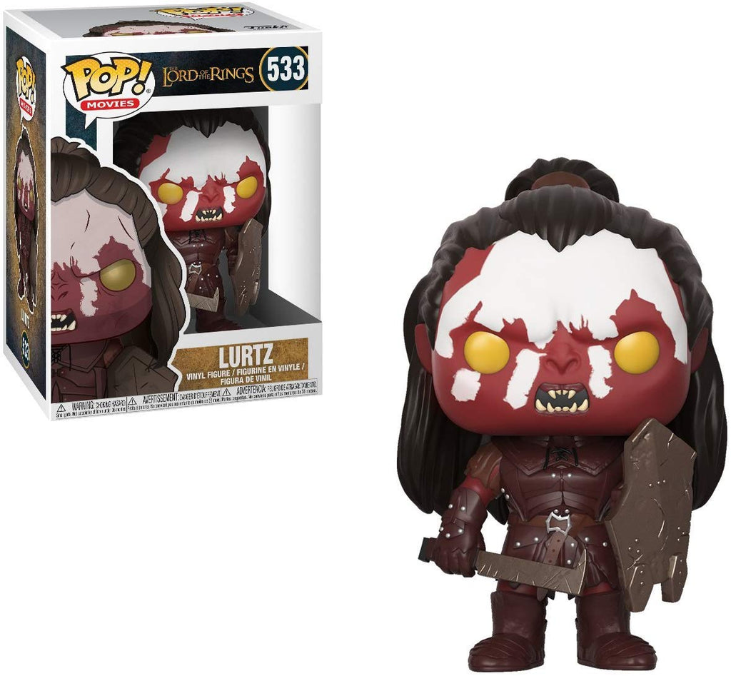 Funko Pop Movies - Lord of the Rings - Lurtz #533