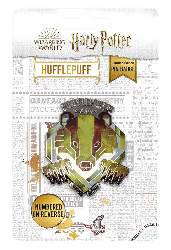 Harry Potter - Hufflepuff Limited Edition Pin Badge