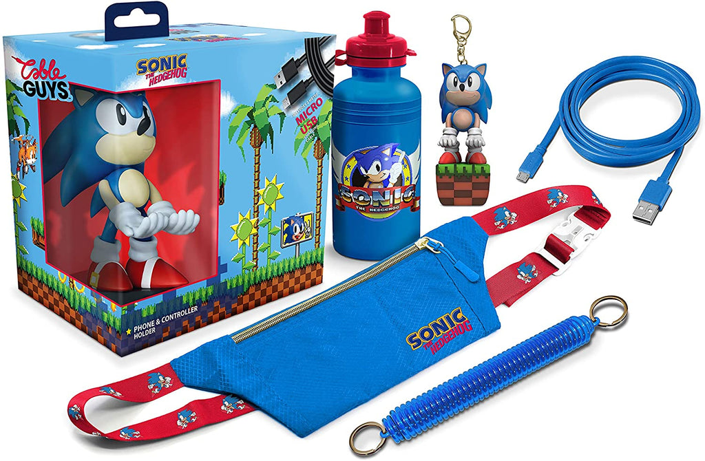 Sonic the Hedgehog Deluxe Gift Box by Exquisite Gaming