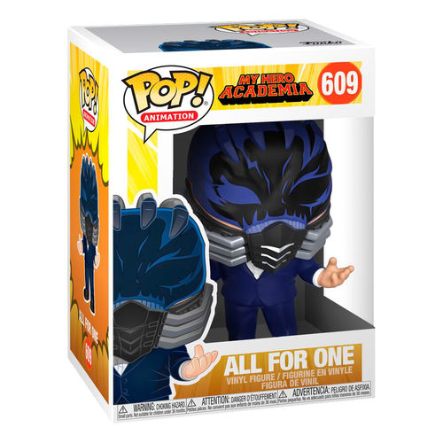 Funko Pop Animation - My Hero Academia - All For One #609