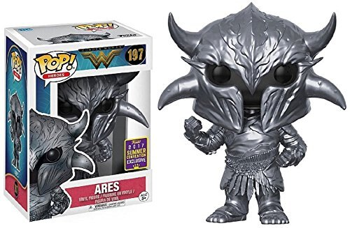 Funko Pop Heroes - Wonder Woman - Ares 2017 Summer Convention Exclusive #197