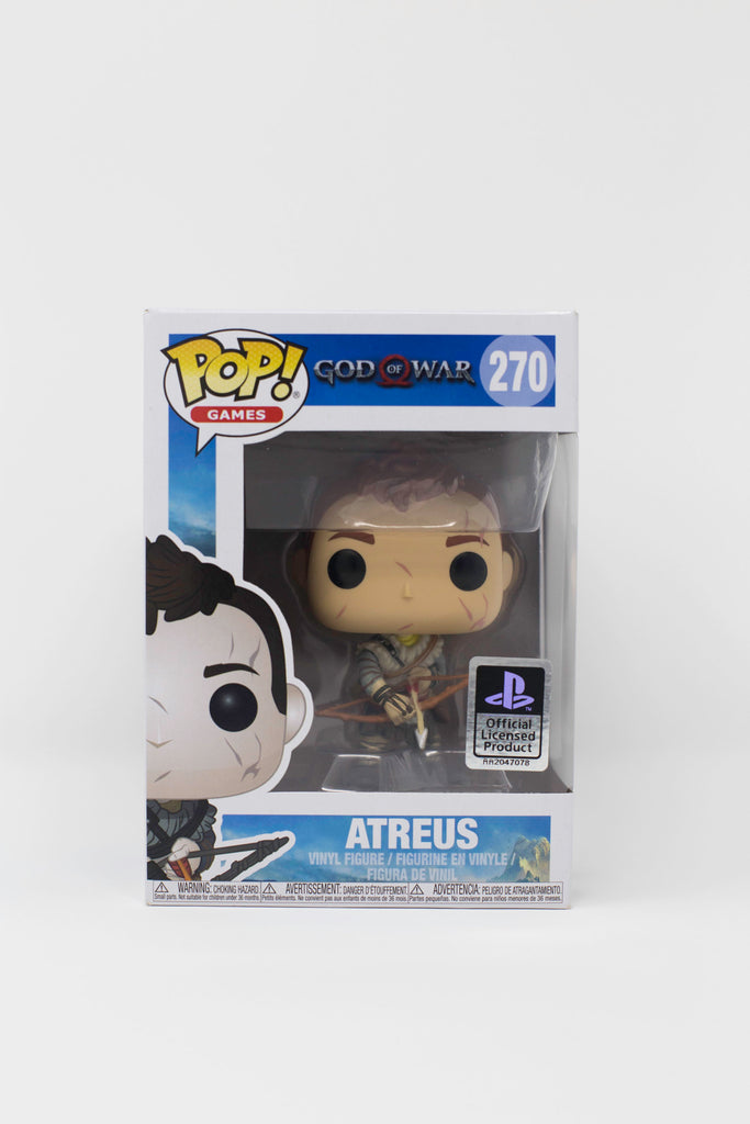Funko Pop Games - God of War - Atreus #270