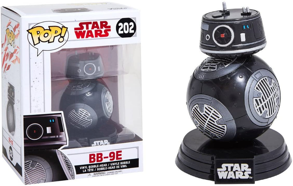 Funko Pop Star Wars - BB-9E #202