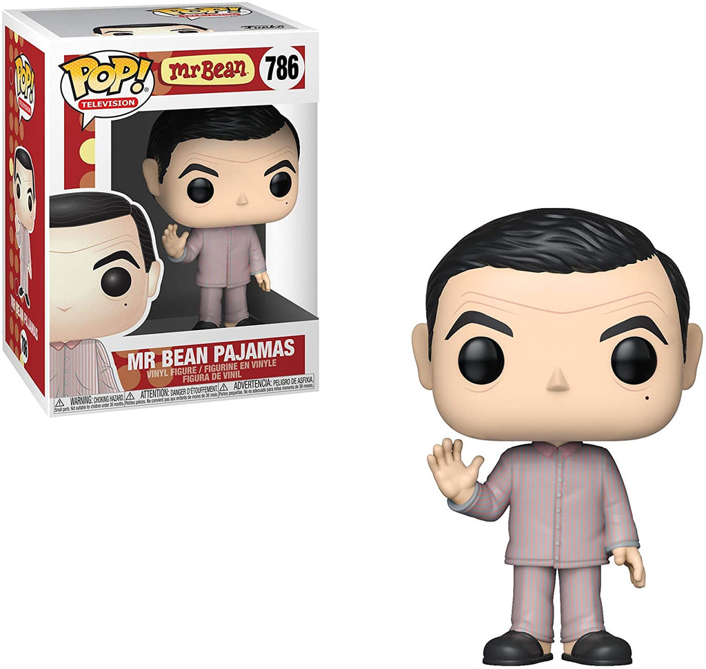 Funko Pop Television - Mr Bean - Mr Bean Pajamas #786