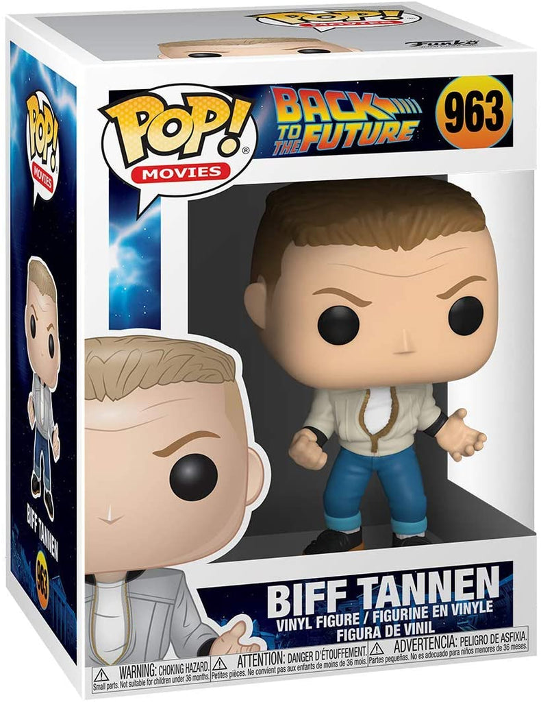 Funko Movies - Back to the Future - Biff Tannen #963