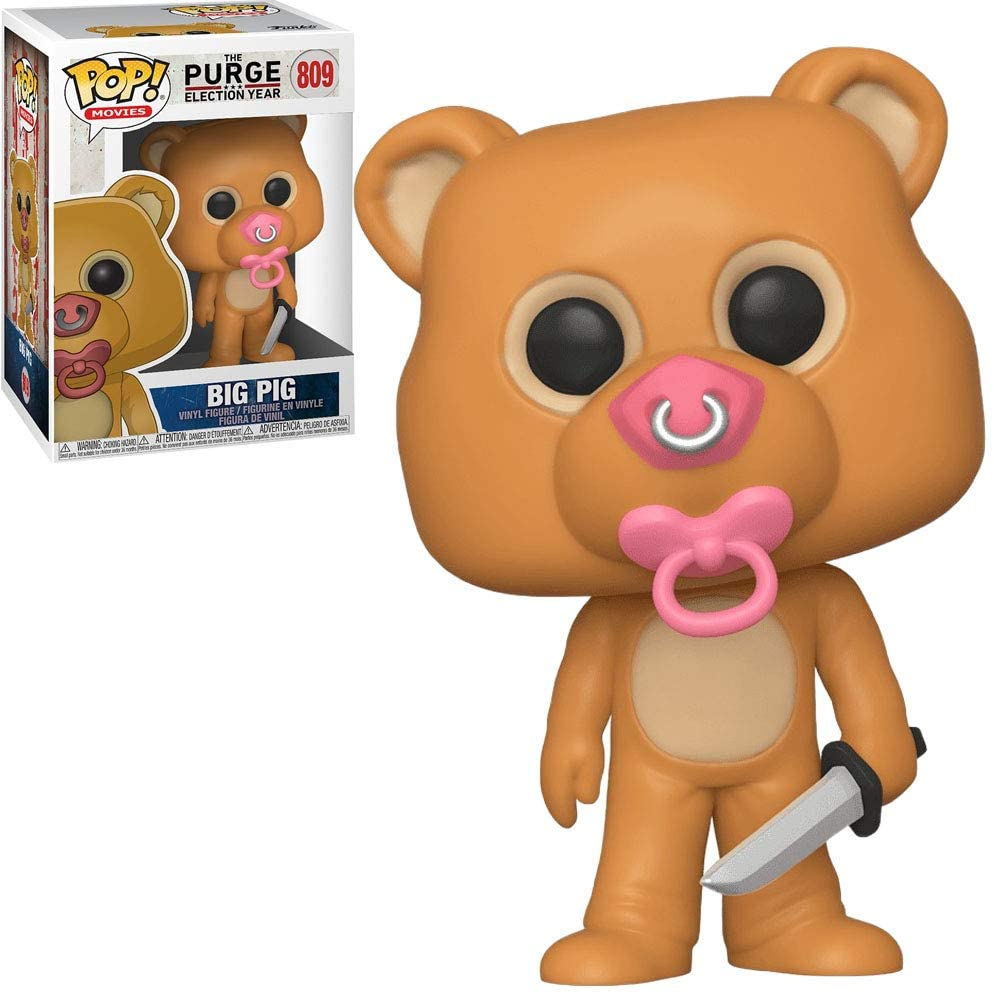 Funko Movies - The Purge - Big Pig (Election Year) #809