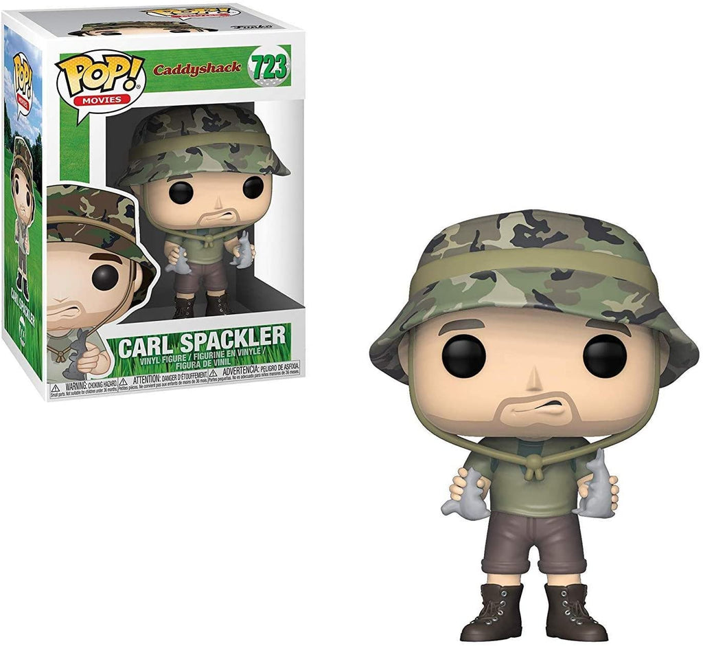 Funko Movies - Caddyshack - Carl Spackler #723