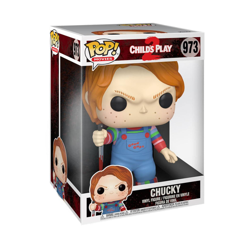 Funko Pop - Child's Play 2 - Chucky 10 inch #973