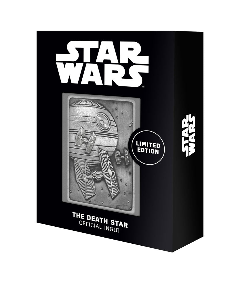 Star Wars Iconic Scene Collection Ingot - Death Star - Limited Edition
