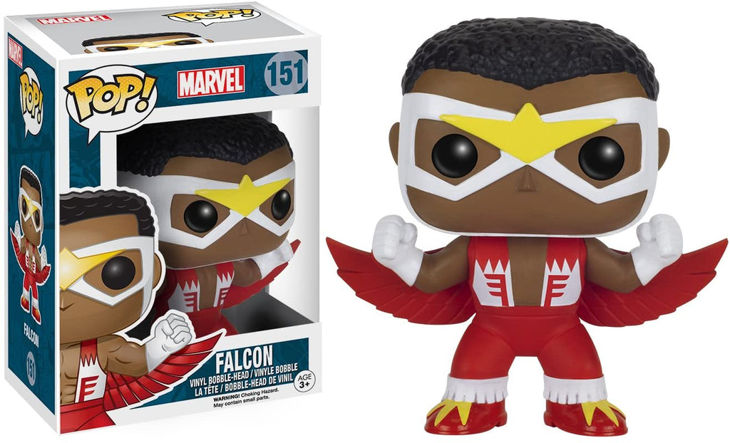 Funko Pop Marvel - Falcon #151