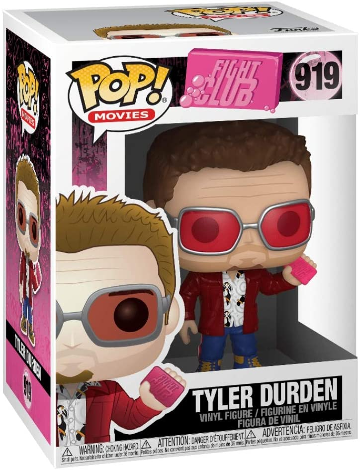 Funko Movies - Fight Club - Tyler Durden #919