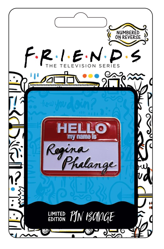 Friends Limited Edition Pin Badge