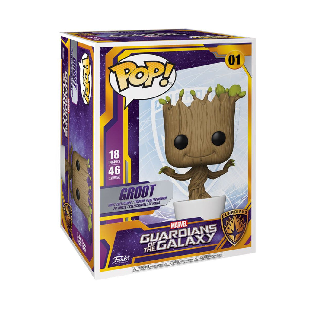 Funko Marvel - Guardians of the Galaxy - Dancing Groot 46 cm 18 inch #01