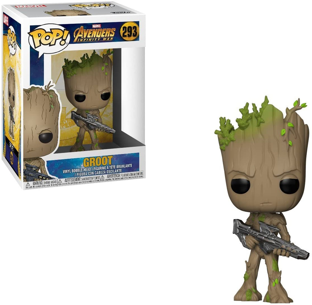 Funko Pop Marvel - Avengers Infinity War - Groot #293