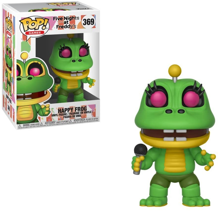 Funko Pop Games - Five Nights at Freddy's - Happy Frog #369