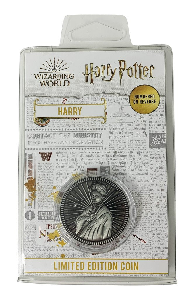 Harry Potter Limited Edition Coin