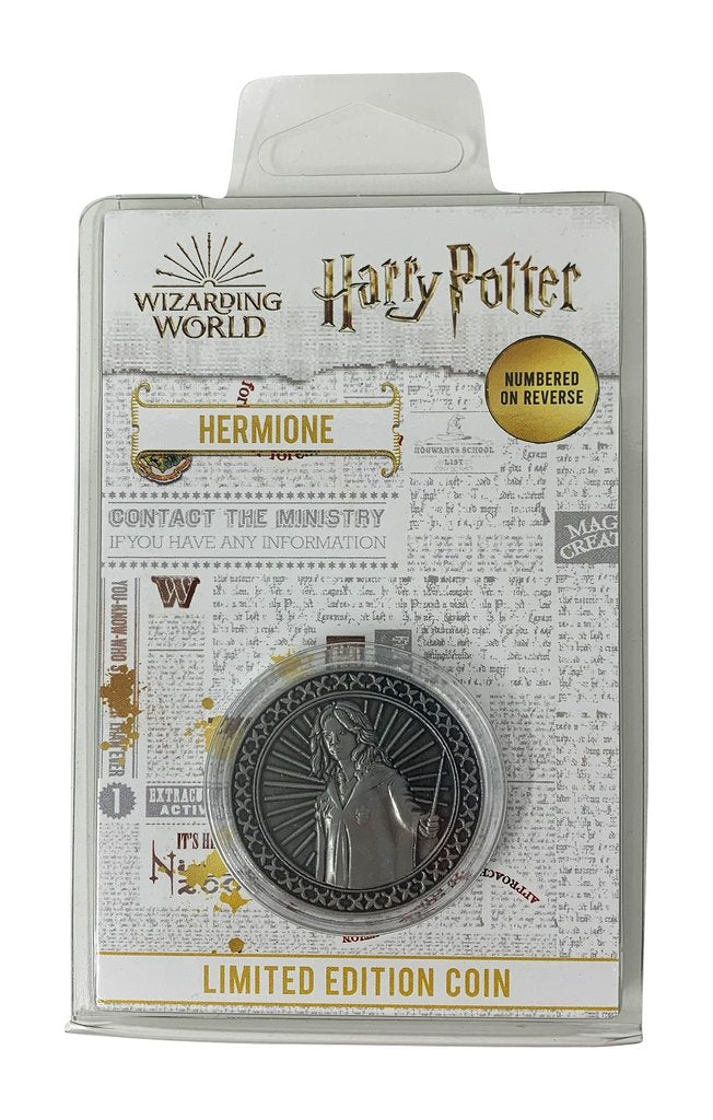Harry Potter - Hermione Granger Limited Edition Coin