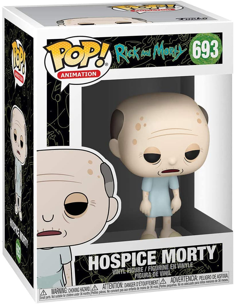 Funko Pop Animation - Rick and Morty - Hospice Morty #663