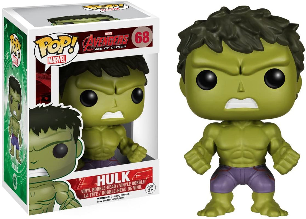 Funko Pop Marvel - Avengers Age of Ultron - Hulk #68