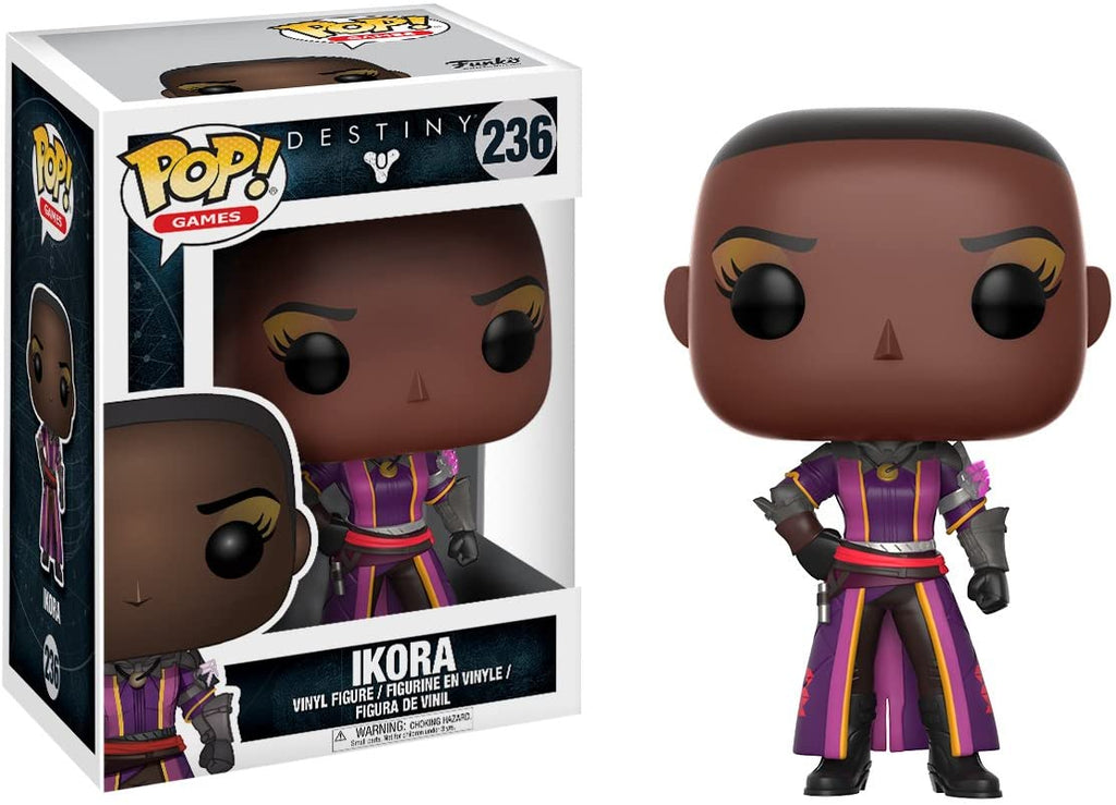 Funko Pop Games - Destiny - Ikora #236