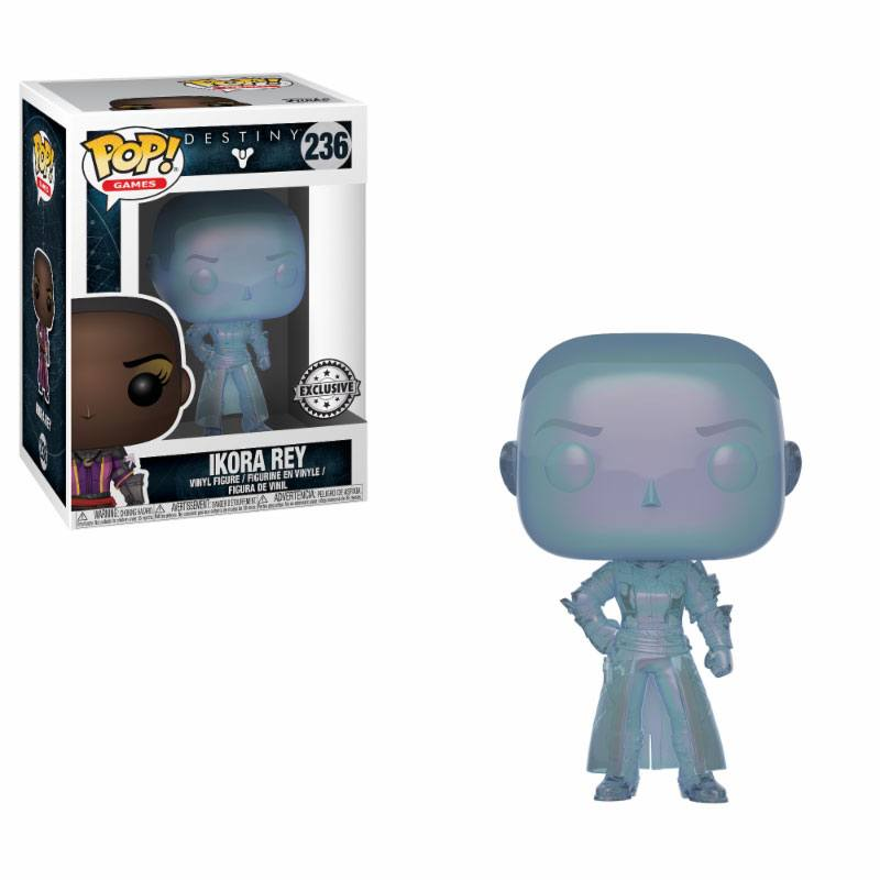 Funko Pop Games - Destiny - Ikora Rey (Repaint) Exclusive #236