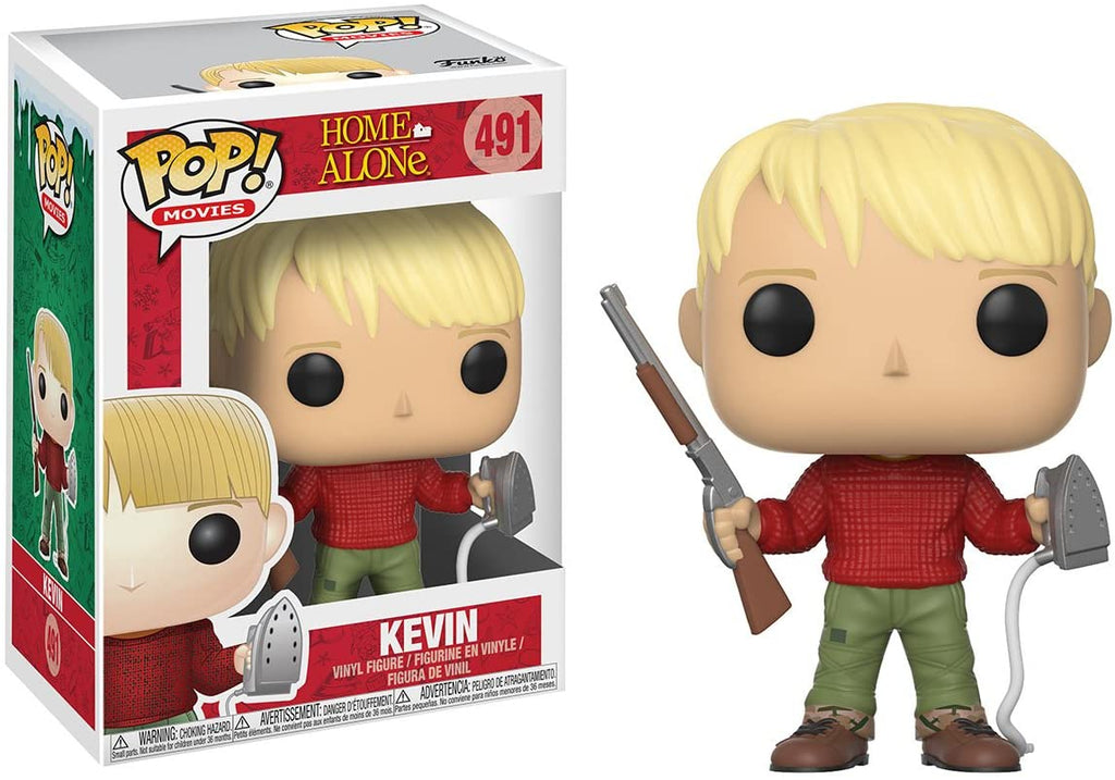 Funko Pop Movies - Home Alone - Kevin #491