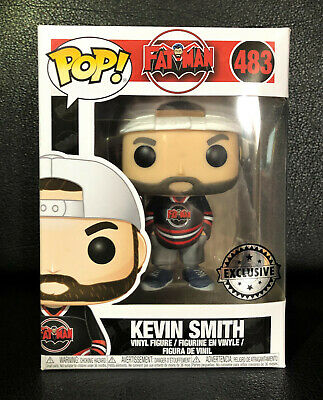 Funko Pop Fat Man - Kevin Smith Exclusive #483