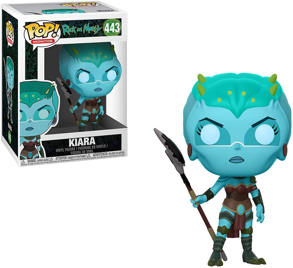 Funko Pop Animation - Rick and Morty - Kiara - #443