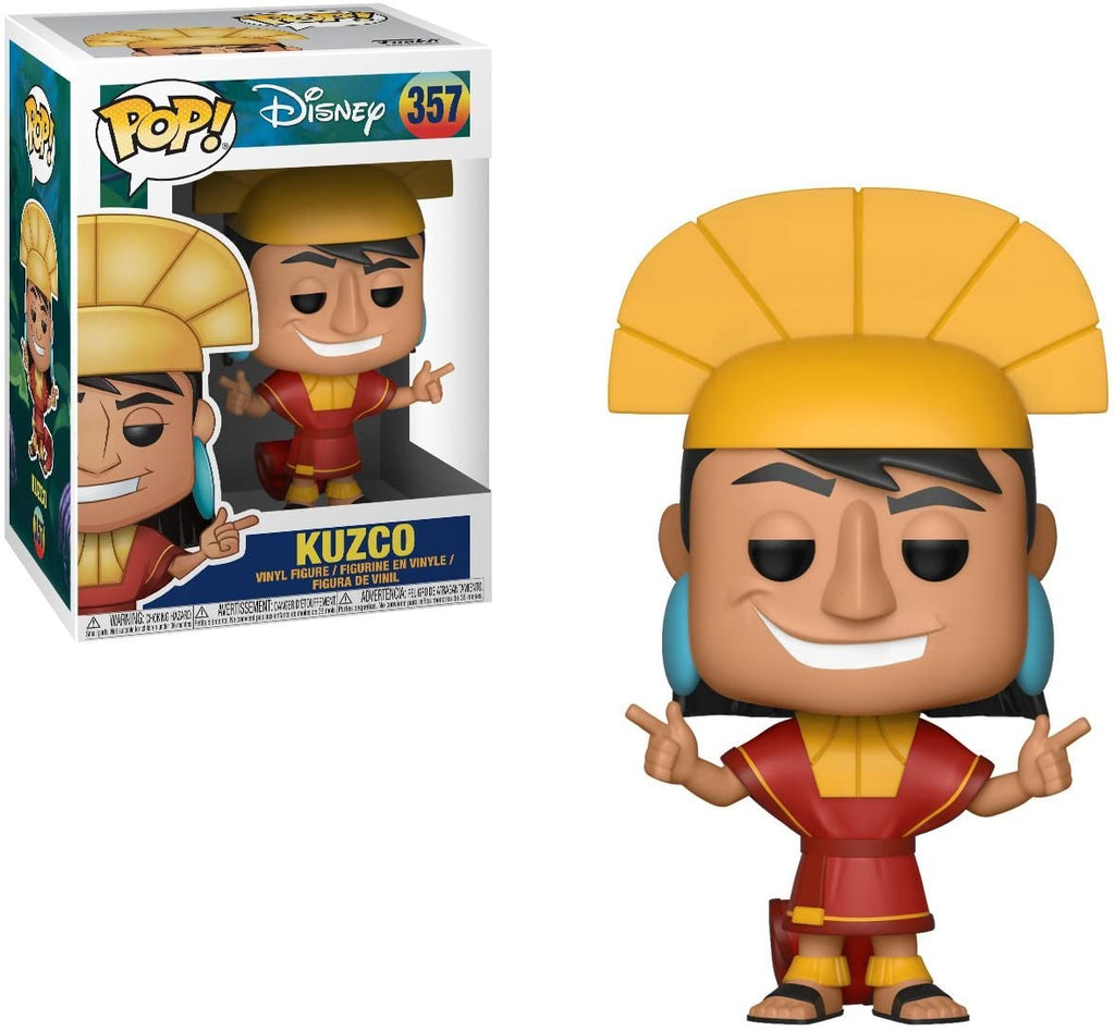 Funko Pop Disney -  The Emperor's New Groove Kuzco #357