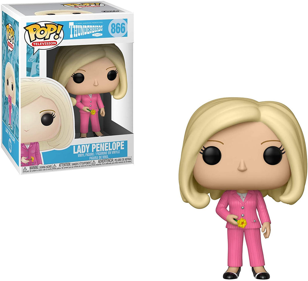 Funko Pop Television - Thunderbirds - Lady Penelope #866