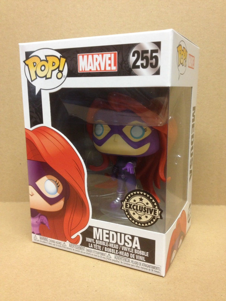 Funko Pop Marvel - Medusa Exclusive #255