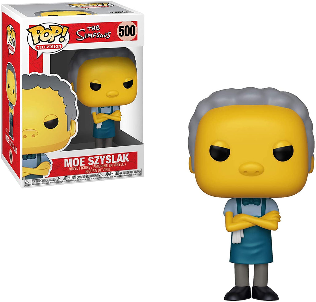 Funko Pop Animation - The Simpsons - Moe Szyslak #500