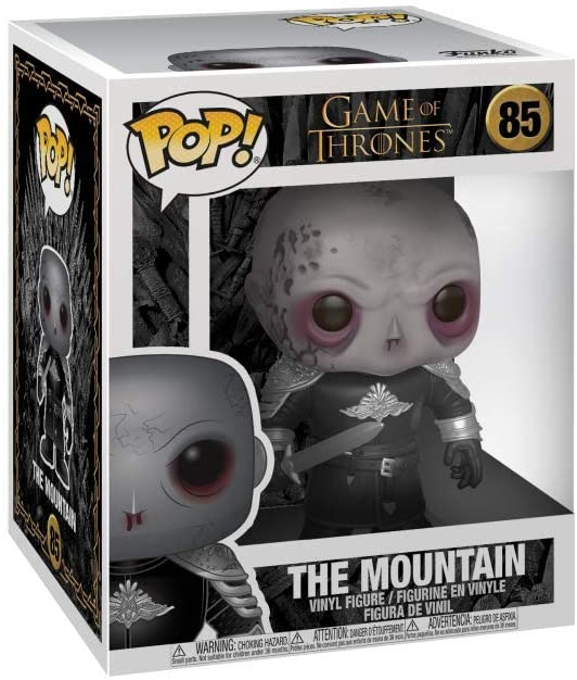 Funko Pop - Game of Thrones - The Mountain 6 Inch #85