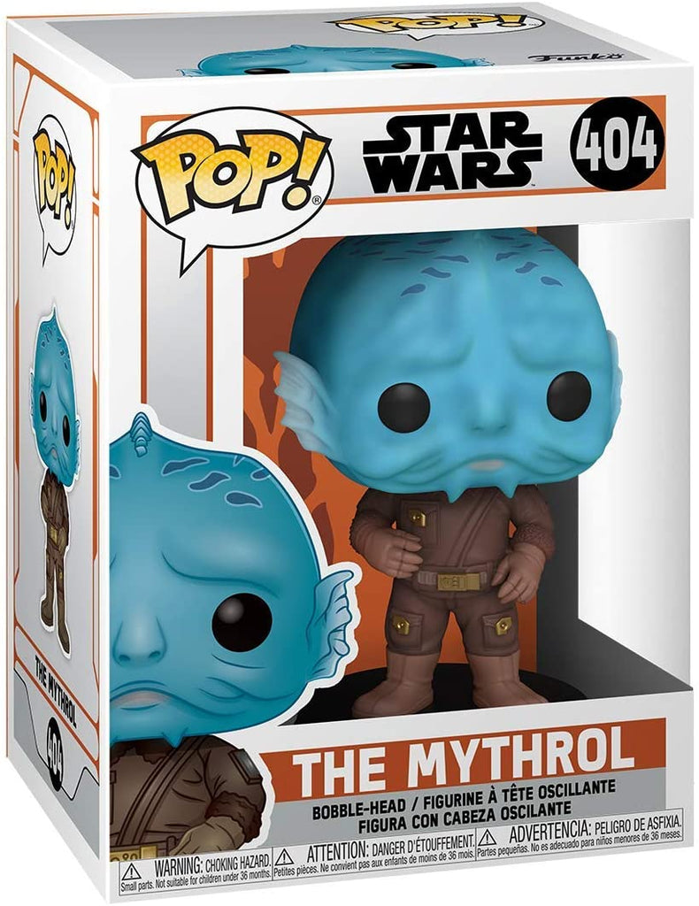 Funko Pop Star Wars - The Mandalorian - The Mythrol #404