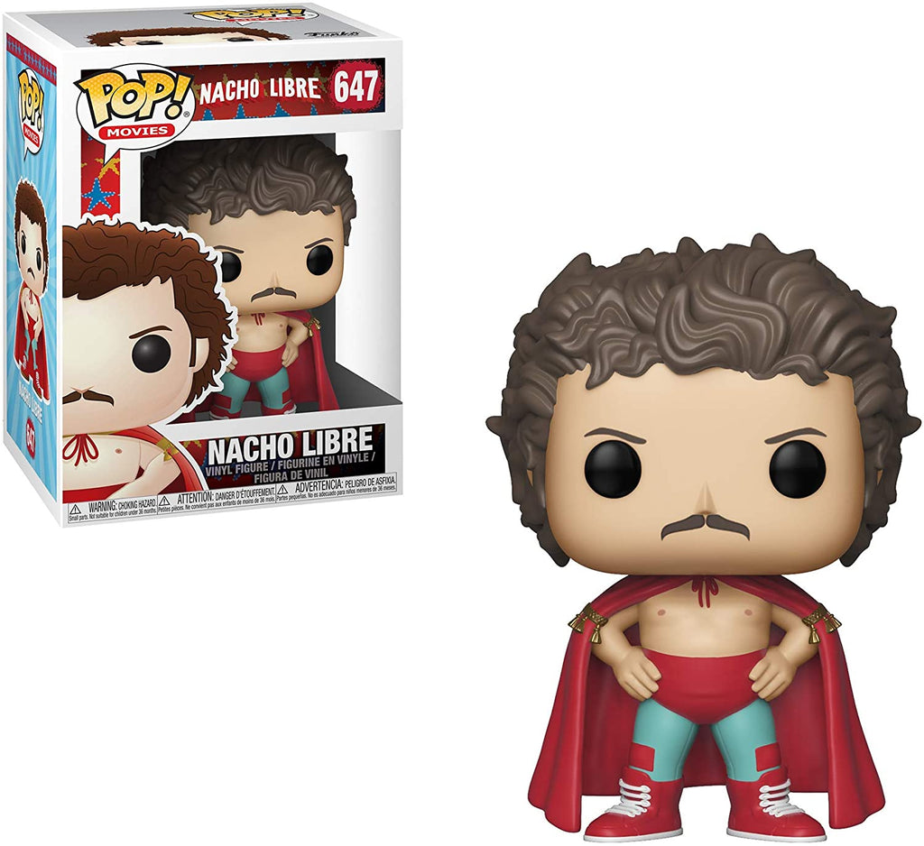 Funko Pop Movies - Nacho Libre #647