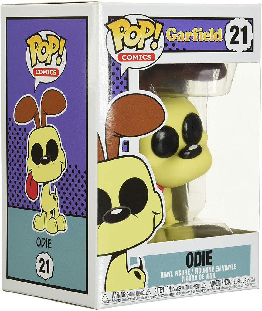 Funko Pop Comics - Garfield - Odie #21