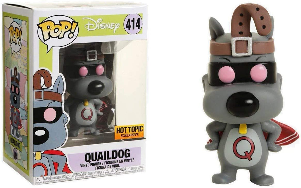 Funko Pop Disney - Doug - Quaildog Exclusive #414