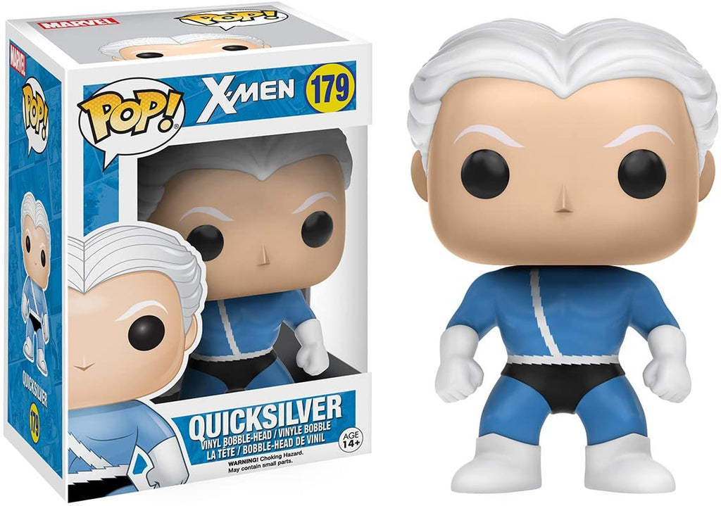 Funko Pop X-Men - Quicksilver #179