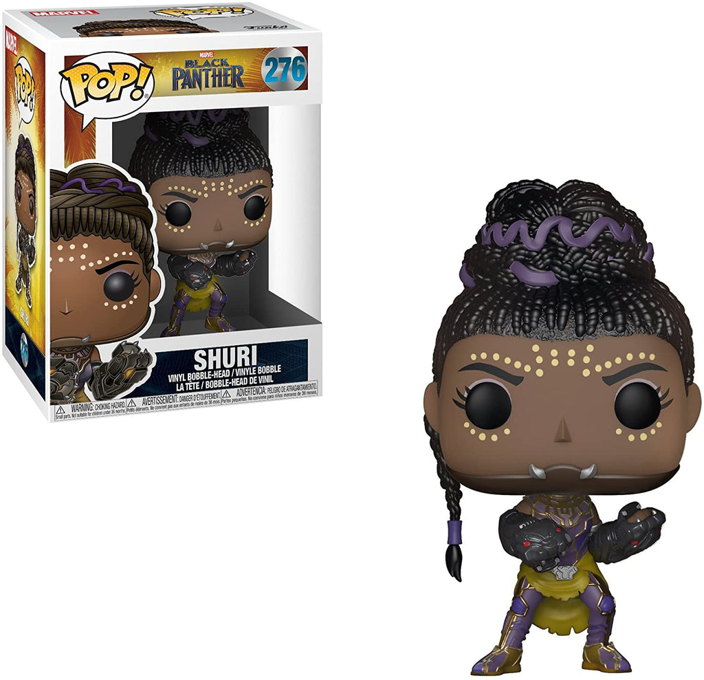 Funko Pop Marvel - Black Panther - Shuri #276