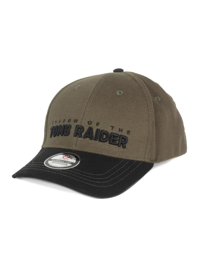 Official Shadow Of The Tomb Raider Curved Bill Cap Hat
